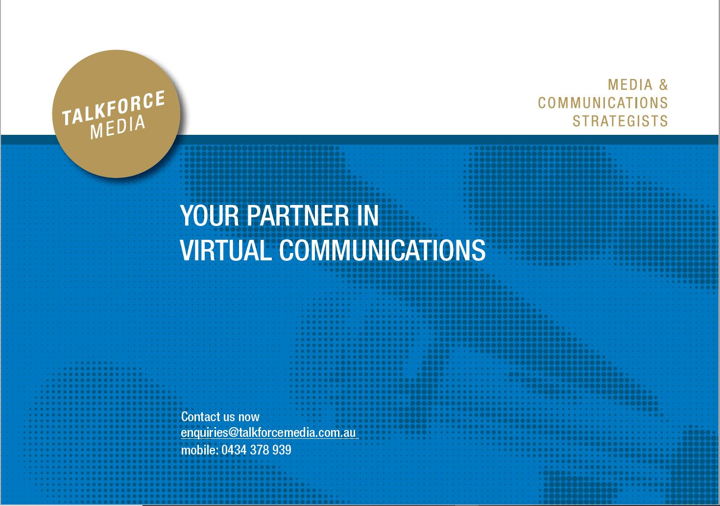 Your Partner in Virtual Communications
